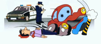 Principles of handling Traffic Accidents